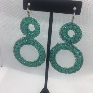 4 for $12: Handmade Large Earrings